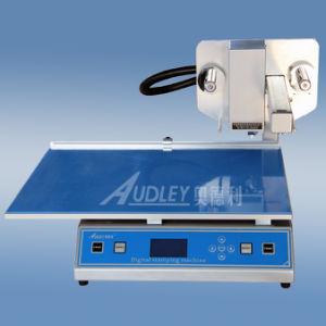 Audley 디지털 Plateless 최신 각인 포일 기계 Adl 3050b+