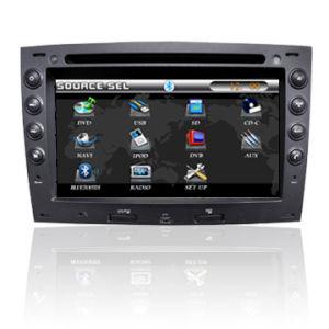 Renault Megane (RMG-6001GB)를 위한 특별한 차 DVD