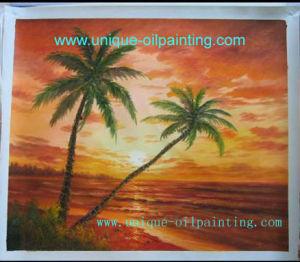Olieverfschilderij, Met de hand gemaakt Olieverfschilderij, de Olieverfschilderijen van het Landschap