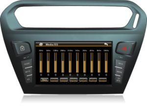 Canbus/SD를 가진 Peugeot 301를 위한 대시 차 DVD GPS 입체 음향 라디오에서