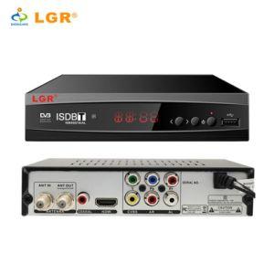 아르헨티나 1080P ISDB-T 디지털 지구 변환기 텔레비젼 상자 수신기 PVR