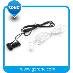 Última moda único auricular estéreo con micrófono