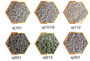 LUF van het Booglassen van de Kosten van het Structurele Staal van Aws A5.23 Vervaardiging Gebruikte Efficiënte Ondergedompelde (SJ101)