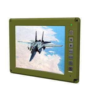 17 pouces robuste militaire de l'écran LCD