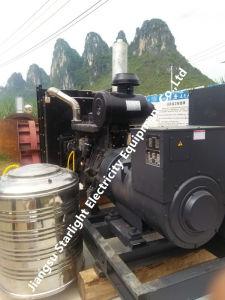 200kw 250kVA höchste Vollkommenheit/Reservedieselgenerator mit Shangchai (SDEC) Motor Genset heißen Verkäufen