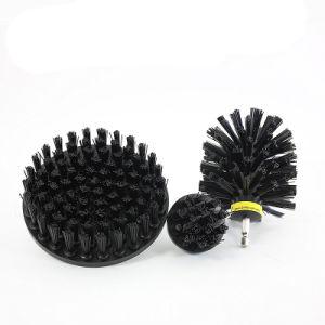 Disco rígido conjunto de cepillos de perforación negro