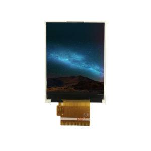260 CD/M2 Helderheid 2.4 de Aandrijving IC van het Comité ST7789V van de Duim TFT LCD