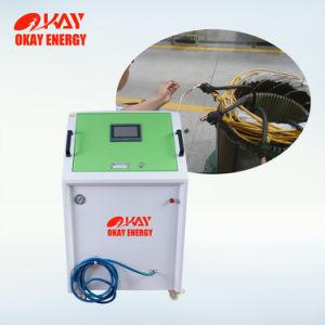 산소 수소 발전기에 의하여 니스로 칠하는 철사 놋쇠로 만드는 용접 기계