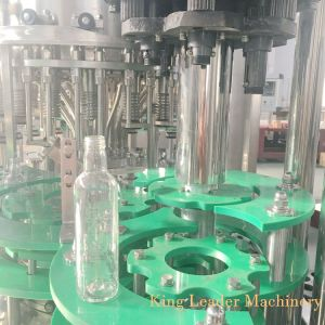 Automatic Glass Bottle Mineral Water/Hot Juice/Soft Carbonated CSD CO2 Drink/Beverage Energy Drink Filling Packing Machine Plant
