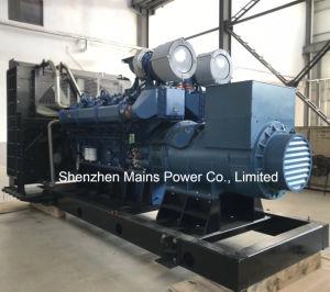 Yuchai 2100kVA Groupe électrogène diesel MTU de la technologie 2100kVA générateur de la Chine meilleur