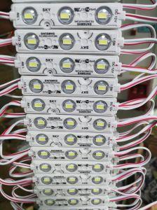 5730 5054 Marcação RoHS impermeável de módulo de Injeção de Plásticos Módulo LED SMD