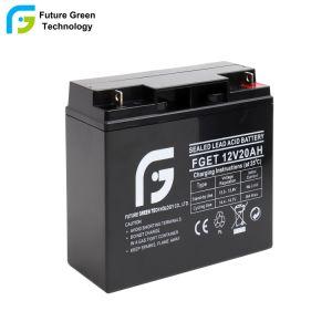 Comercio al por mayor de 12V 20Ah batería solar recargable en venta