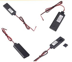Mini GPS Drijver voor Auto, Vrachtwagen, Motorfiets, de Controle van de Vrachtwagen voor het Beheer tk121-S van de Vloot