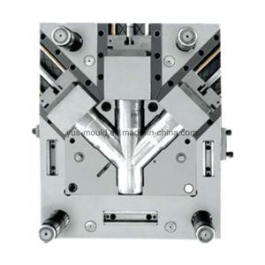 Medidas sanitarias T con la puerta de atrás y racor de tubería de PVC Proveedor de moldes