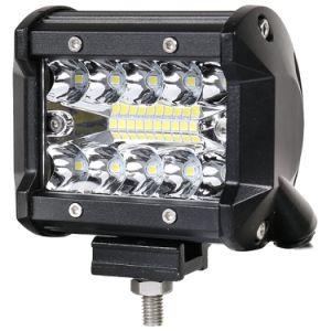 4 Inch70W LED Work Light Bar Combo Offroad Motorcycle Fog Lights LED Light Bar voor Pickup 4WD 4X4 ATV UTV SUV Truck