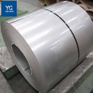 Strato delle bobine dell'acciaio inossidabile di rivestimento 1219mm del grado 304L 2b di AISI 304