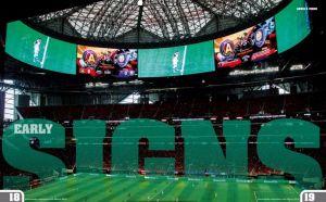 HD P6mm Courbe de plein air pour publicité de l'écran à affichage LED
