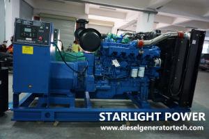 generatore della fabbrica 150kw alimentato dal motore diesel della Cina Yuchai che genera approvazione degli insiemi Ce/ISO