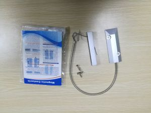 La seguridad de metal con cable Alram China interruptor magnético del sensor de puerta