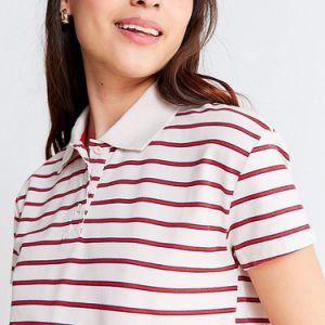 의복 의복 제조자 줄무늬 폴로 셔츠