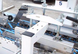 Speedwave automatico che piega incollando macchina (GK-800S)