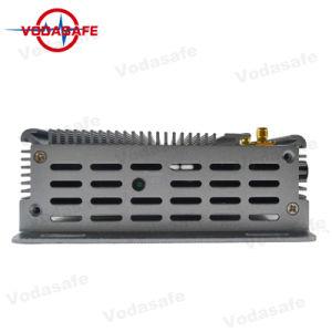 Cellulaire Stoorzender CDMA/GSM/3G2100MHz/4glte Cellphone/Wi-Fi2.4G/Bluetooth/GPS/Glonass/Galileol1l2 van 8 Antenne van de Versie van Udpated de Stationaire Regelbare