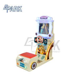 Diversión niños alquiler de máquinas de juego Redline Rush coches de alta velocidad de la competencia en la máquina Arcade