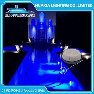 PC branco quente 12V Piscina de LED de luz para debaixo de água