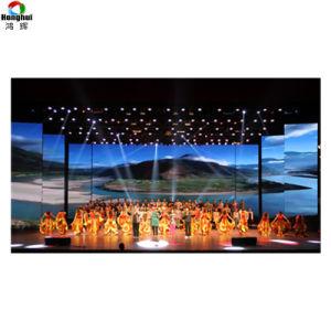 HD P3.91/ P4.81 pleine couleur intérieure pour la publicité de l'écran à affichage LED