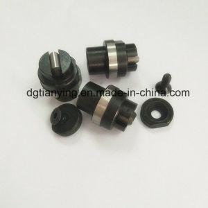 Deslice la celebración de dispositivo para el molde de inyección el componente