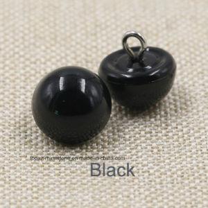 L'époxy de champignons en plastique Pearl boutons fantaisie pour vêtement/sacs/chaussures