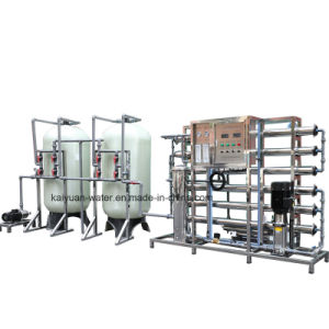 Il Ce, iso ha approvato il sistema di trattamento di acqua salato del pozzo trivellato del RO 500lph