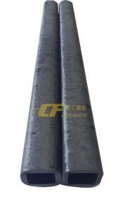 Composto irregolare del carbonio del tubo del treppiedi del treppiedi del telescopio del treppiedi di Digicam del treppiedi del tubo del carbonio della fibra del tubo resistente leggero del Cfrp