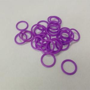 RubberO-ringen van het Silicone van de Compressie van de douane de Uitstekende Bestand Kleurrijke