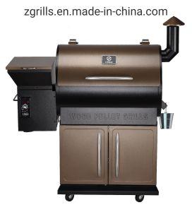 Z Grills High-Grade fumeur de granulés de bois Grill Barbecue Grill Zpg-700D
