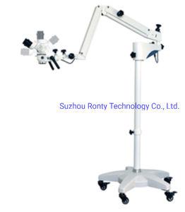 RM200 Opération Microscope, utilisé pour Micros-Operation en ophtalmologie, Ear-Nose-gorge, de gynécologie et de la chirurgie.