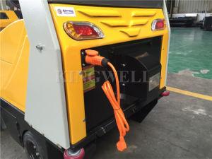 Spazzatrice del pavimento della batteria ricaricabile di prezzi di fabbrica