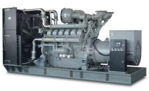 Commerce de gros 1000kVA Groupe électrogène Diesel avec moteur Perkins
