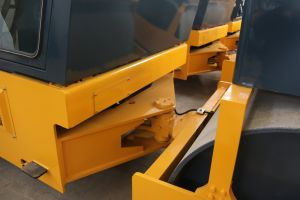 i rulli in tandem statici da 8 - 10 tonnellate con il doppio timpano (2YJ8/10)
