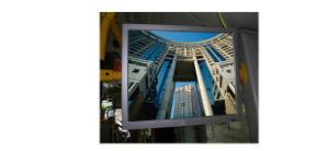 거치되는 지붕을%s 가진 선수를 광고하는 17inch LCD 버스 (SY-B017)