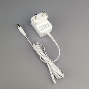EU-Stecker Wechselstrom-Gleichstrom-Adapter 21V 0.5A mit CB Cer