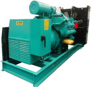 générateur diesel à grande vitesse 60Hz de 600kVA 1800rpm