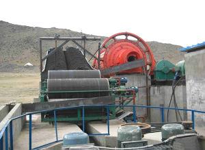 линия завод по обработке Beneficiation железной руд руды магнетита 1000tpd