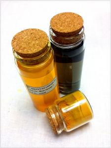 Básico: Líquido Colorante Naranja (2) para el papel