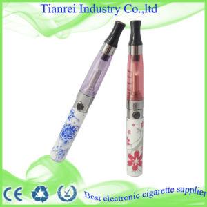 Bateria coloridos para o ego-K e cigarros