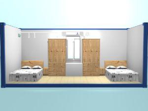 Préfabriqués salle cuisine/salle de bain/lavage chambre/salle de ...