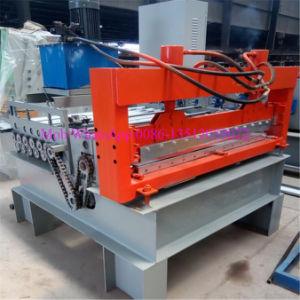 Feuille de métal de mise à niveau hydraulique Machine de coupe
