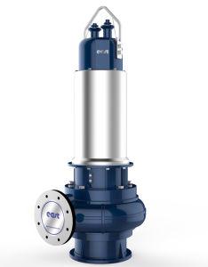 На полупогружном судне сточных вод насос для очистки сточных вод 2017