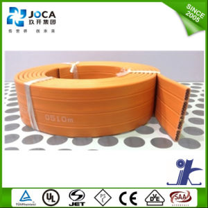 Câble de commande souple plat H05VVH6-F PVC du câble voyageur de l'élévateur Hyundai Pièces de l'élévateur