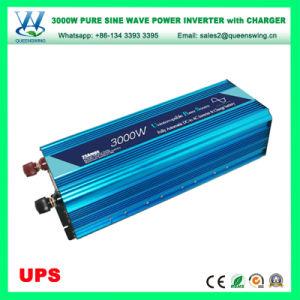 UPS 3000W DC12/24/48V AC220/110V Carregador onda senoidal pura Inversor (QW-P3000UPS)